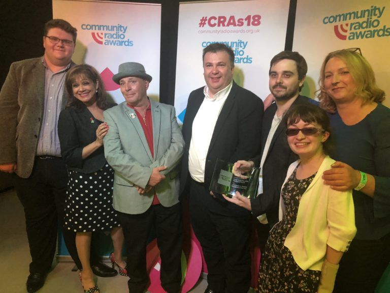 Wycombe Sound win big at the CRAs 2018