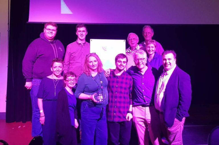 """WYCOMBE SOUND 106.6FM CROWNED """"STATION OF THE YEAR"""""""