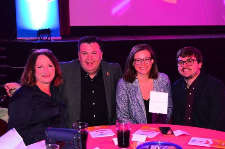 Wycombe Sound has another successful year at The Community Radio Awards