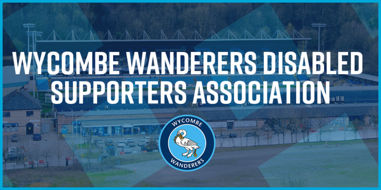 Wycombe Wanderers Disabled Supporters Association