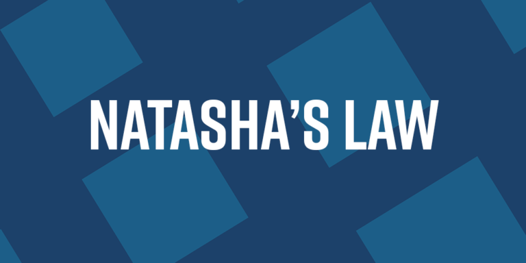 Natasha's Law