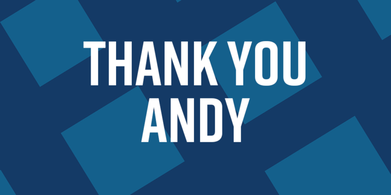 Thank you Andy!